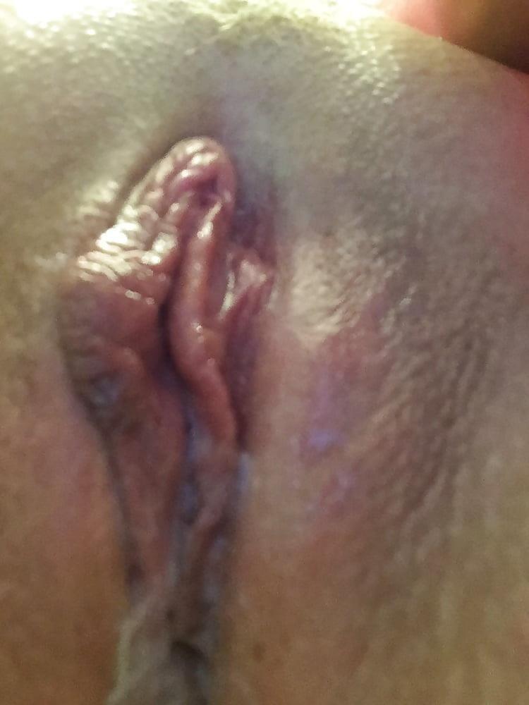 Black woman fingering herself-8249