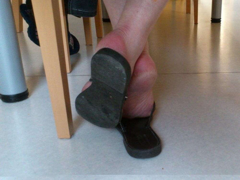 Mature feet pics-6614
