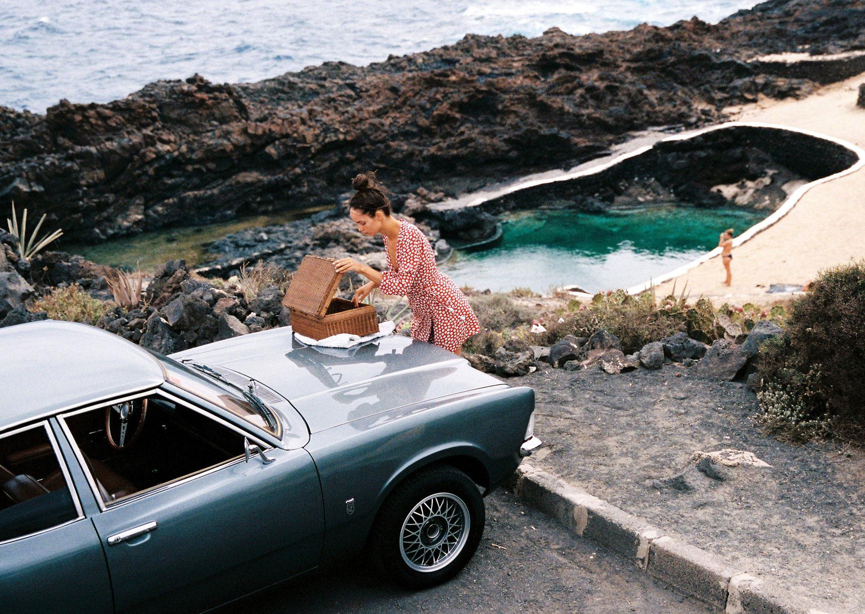 Коллекция купальников и пляжной одежды Faithfull the Brand, лето 2019 / фото 01