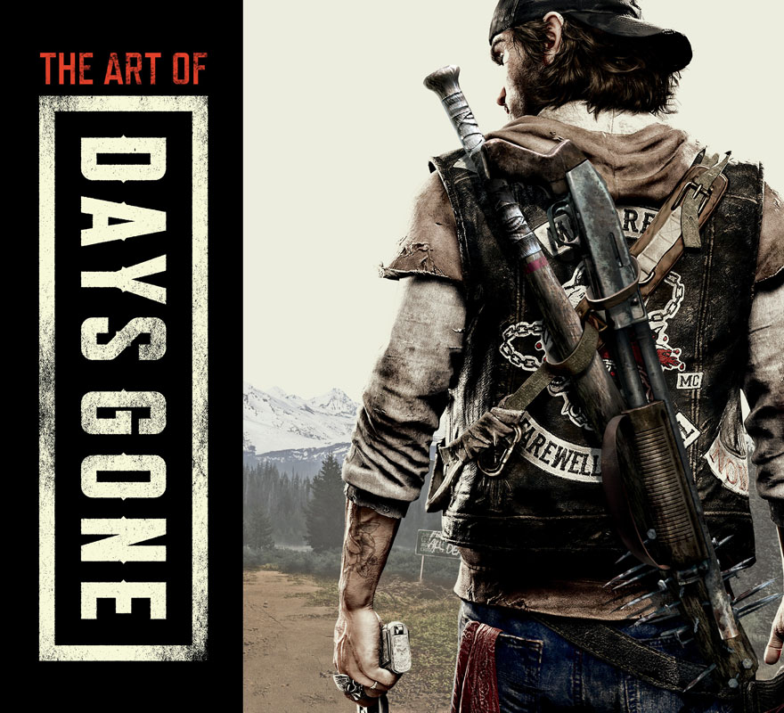 The Art of Days Gone (2019)
