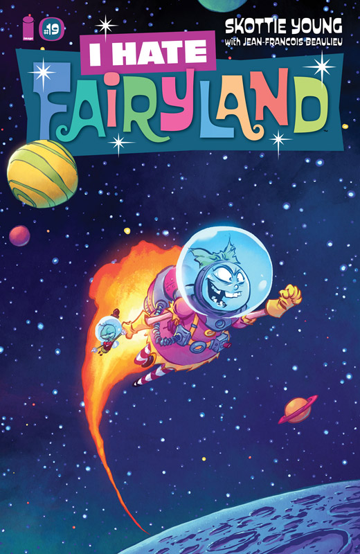 I Hate Fairyland #1-20 + Special (2015-2018) Complete