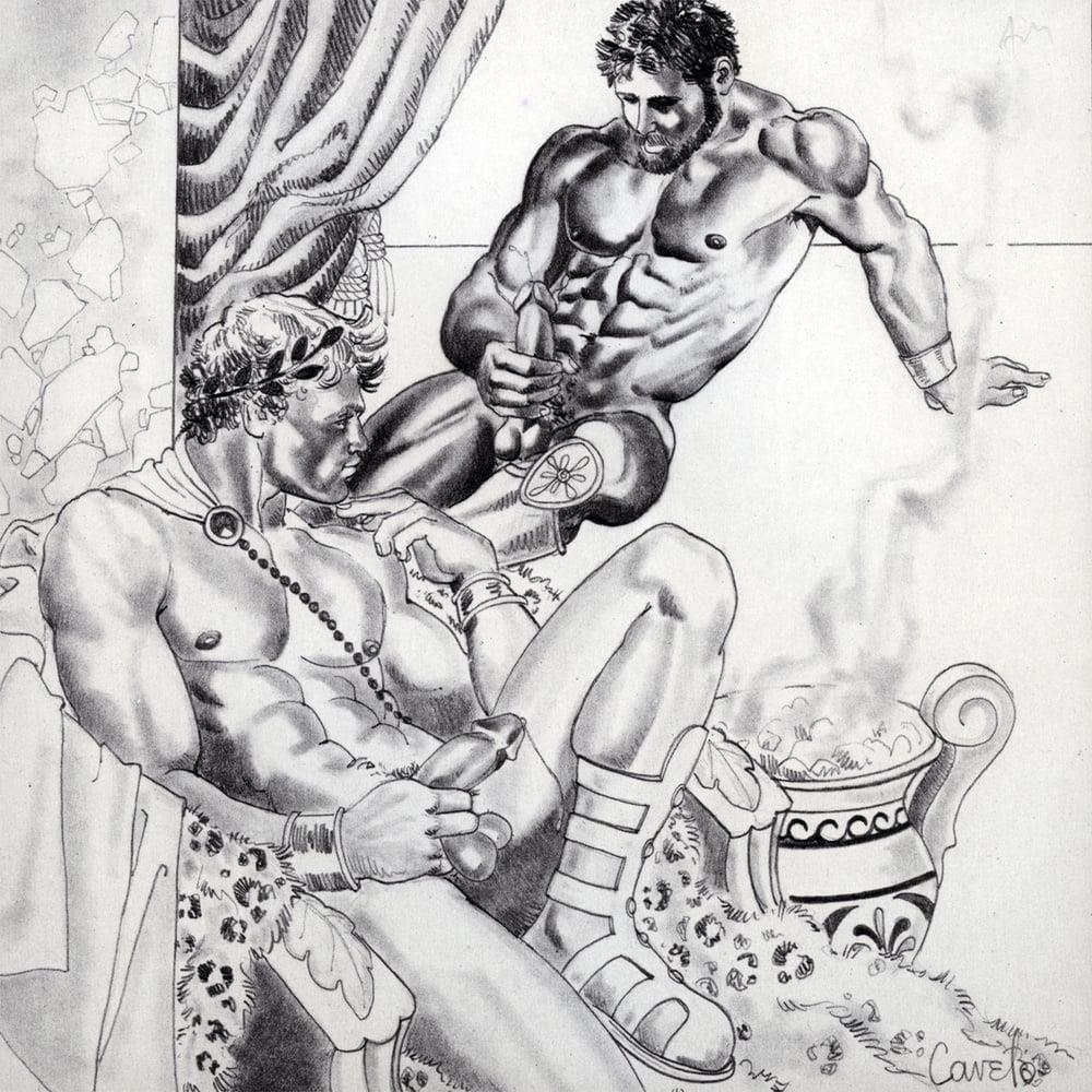 Roman slave xxx-1833