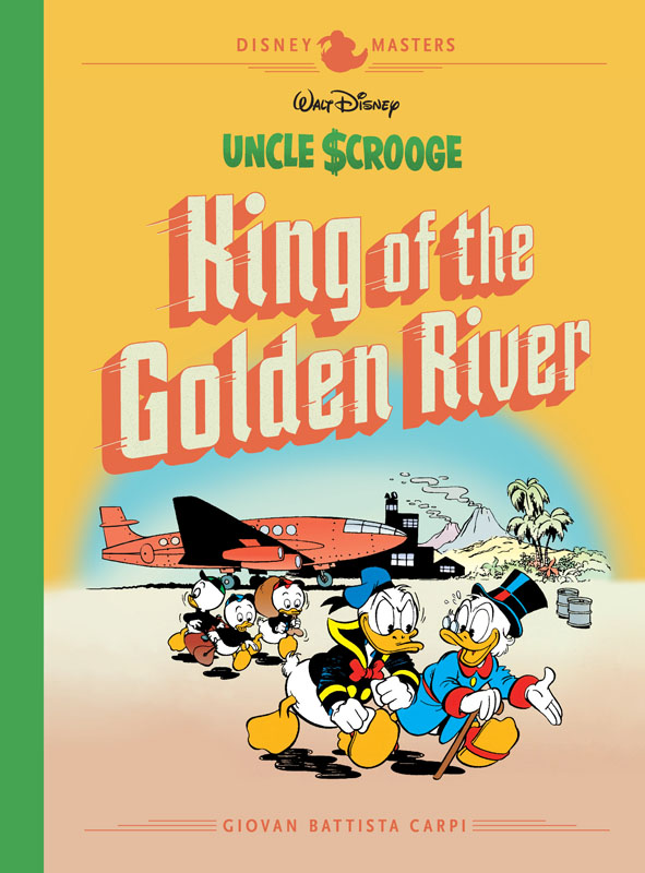 Disney Masters v06 - Uncle Scrooge - King of the Golden River (2019)