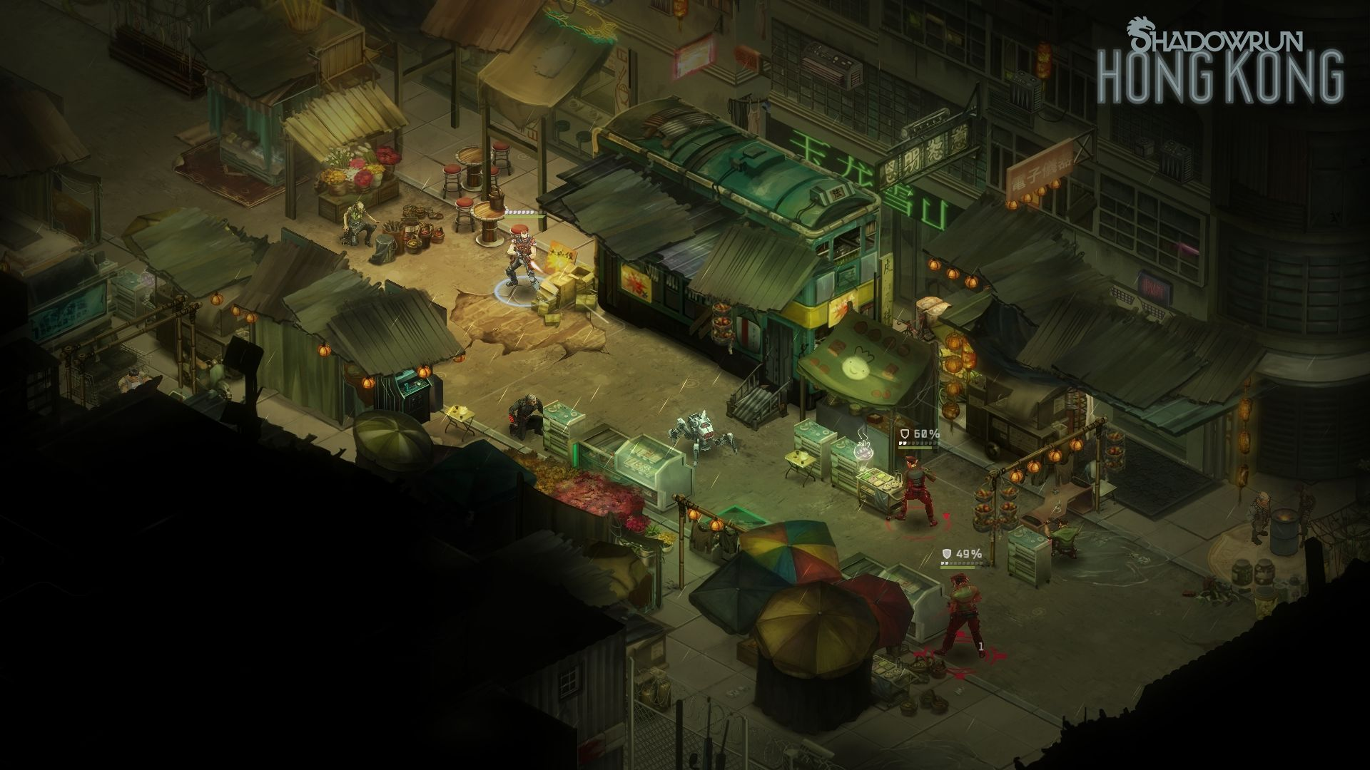 Shadowrun: Hong Kong – Extended Edition Captura 3