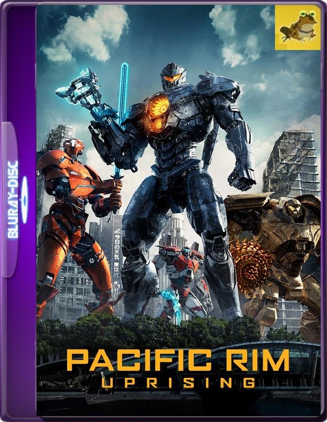 Titanes Del Pacífico: La Insurrección (2018) Brrip 1080p (60 FPS) Latino / Inglés
