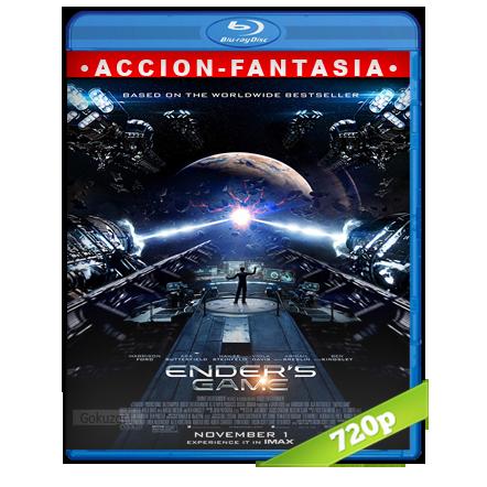 descargar El Juego De Ender 720p Lat-Cast-Ing (2013) gartis