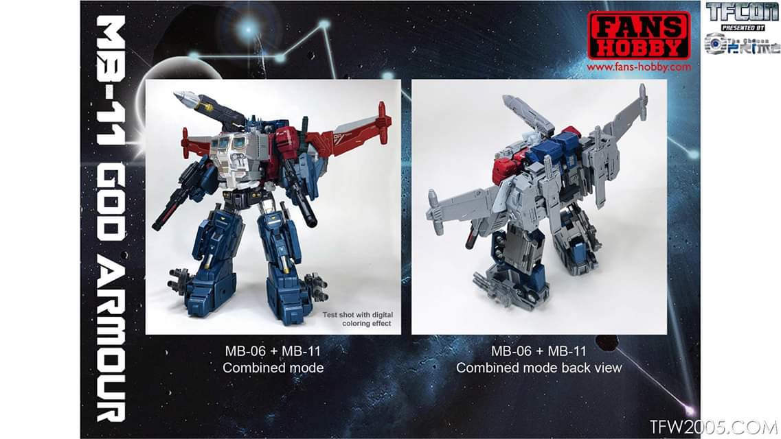 [FansHobby] Produit Tiers - MB-06 Power Baser (aka Powermaster Optimus) + MB-11 God Armour (aka Godbomber) - TF Masterforce - Page 4 NjzbUeuA_o