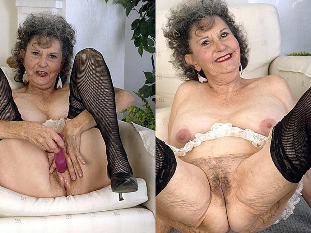 Granny triple anal-5887