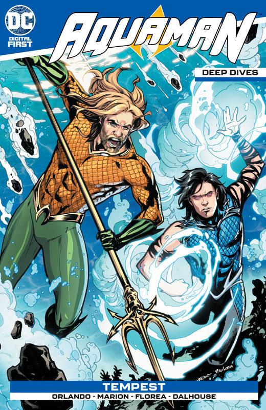 Aquaman - Deep Dives #1-9 (2020)