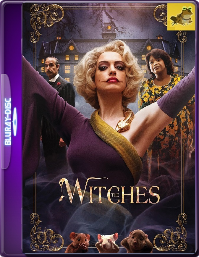 Las Brujas (2020) WEB-DL 1080p (60 FPS) Latino / Inglés