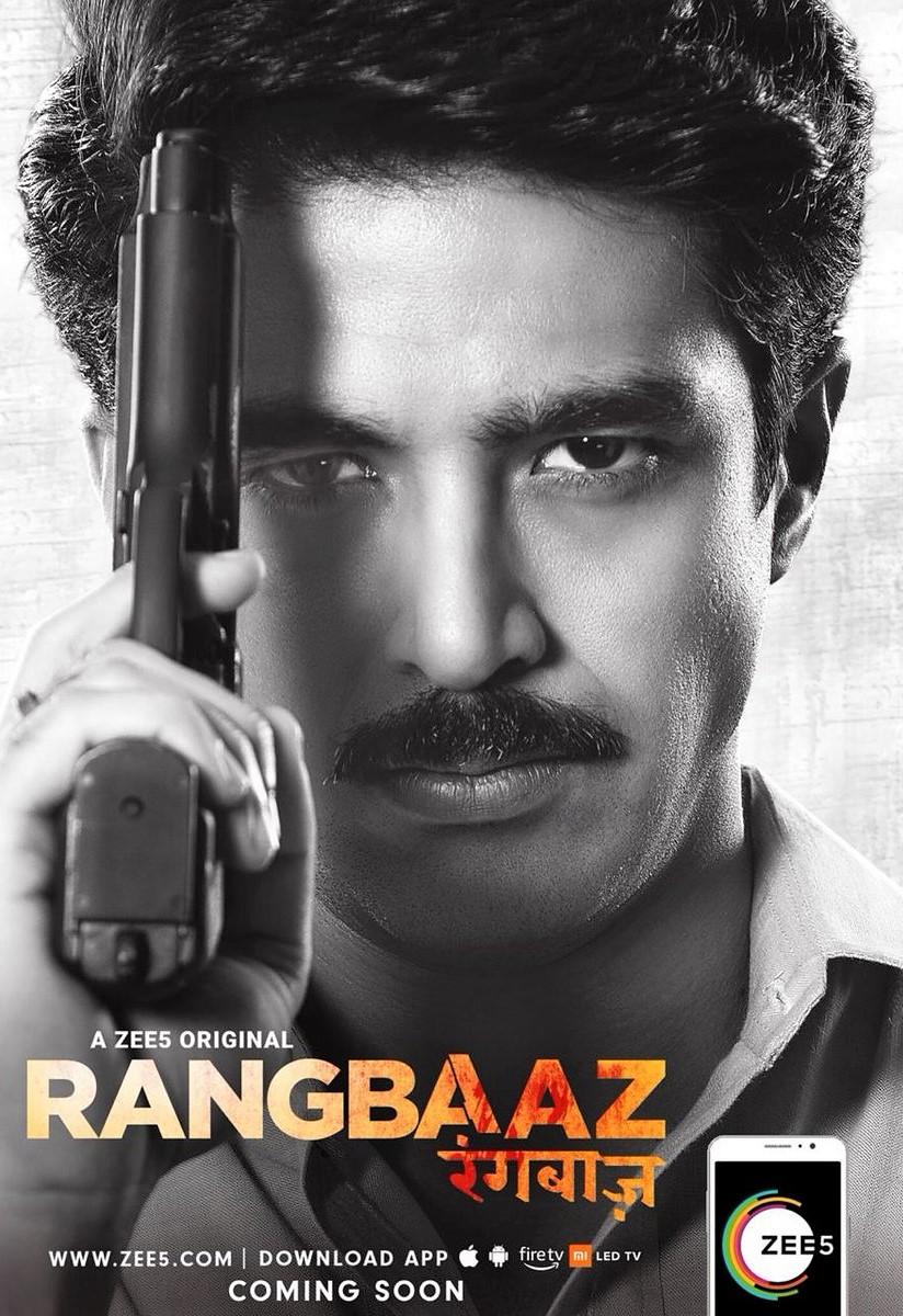 Rangbaaz 2018 S01 Complete E01-09 720p Hindi WebRip