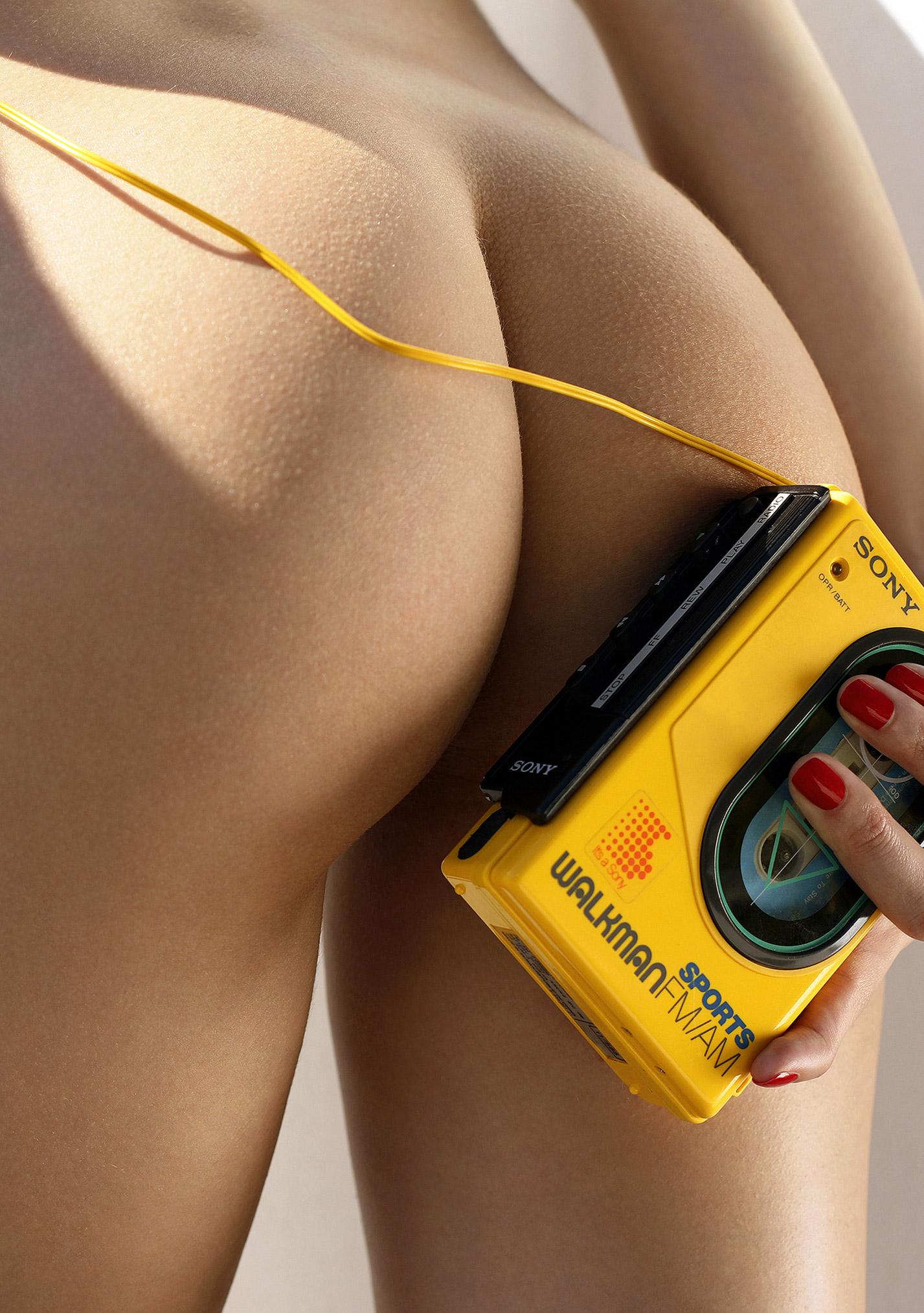 Сексуальная и голая Моника Васп позирует для фотографа журнала Playboy Аны Диас / фото 22