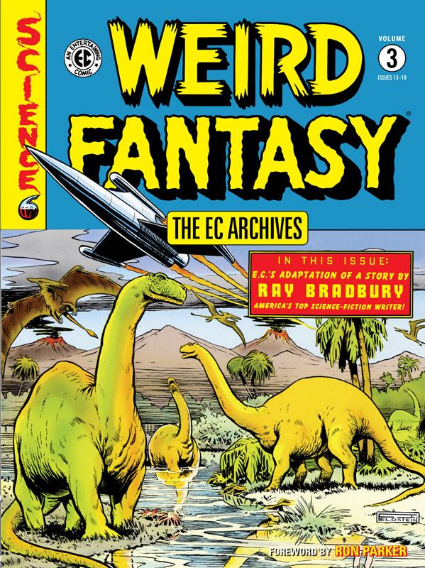 The EC Archives - Weird Fantasy v03 (2016)