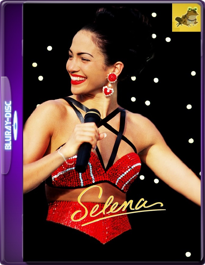 Selena (1997) Brrip 1080p (60 FPS) Latino / Inglés