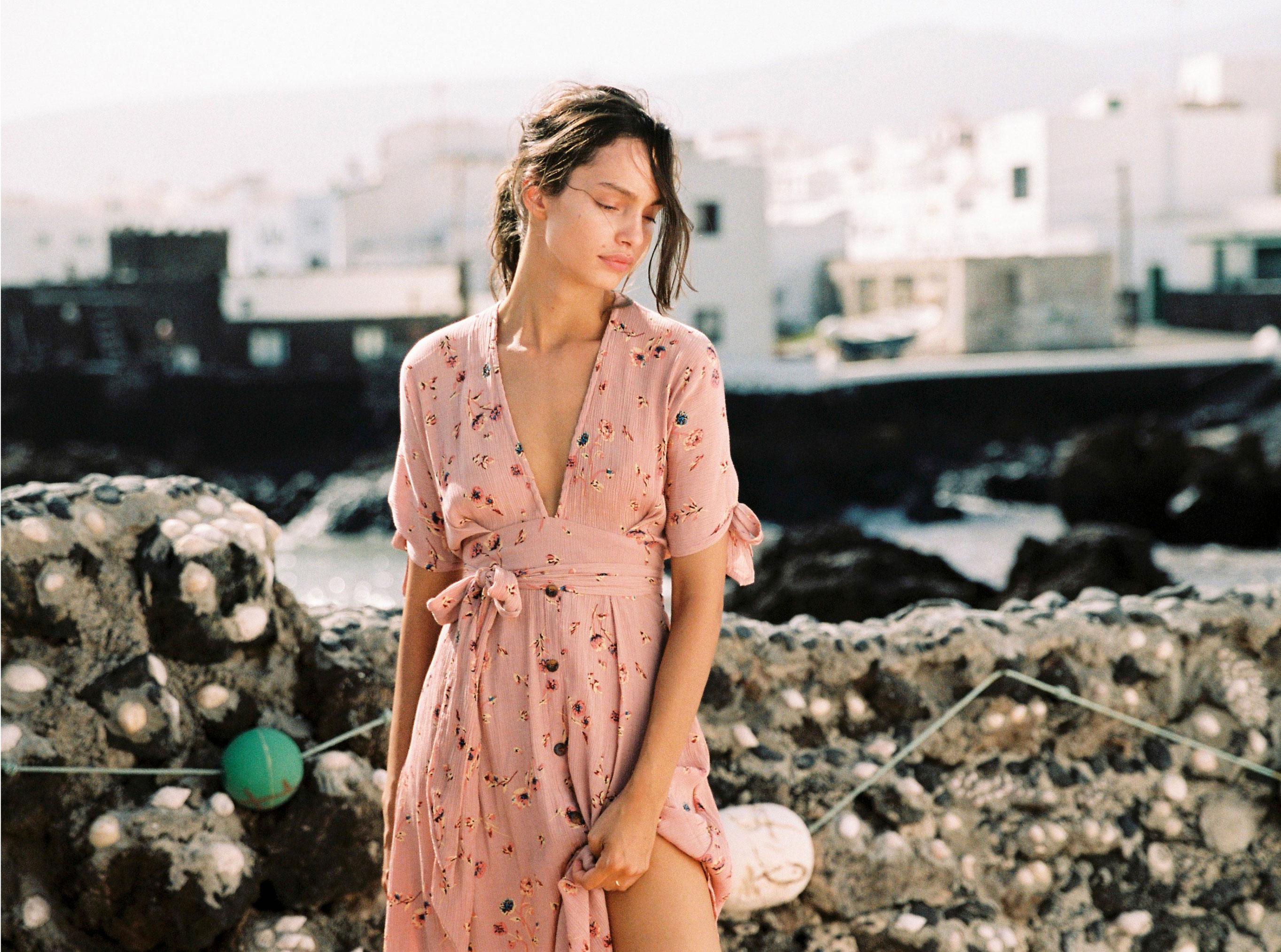 Коллекция купальников и пляжной одежды Faithfull the Brand, лето 2019 / фото 29