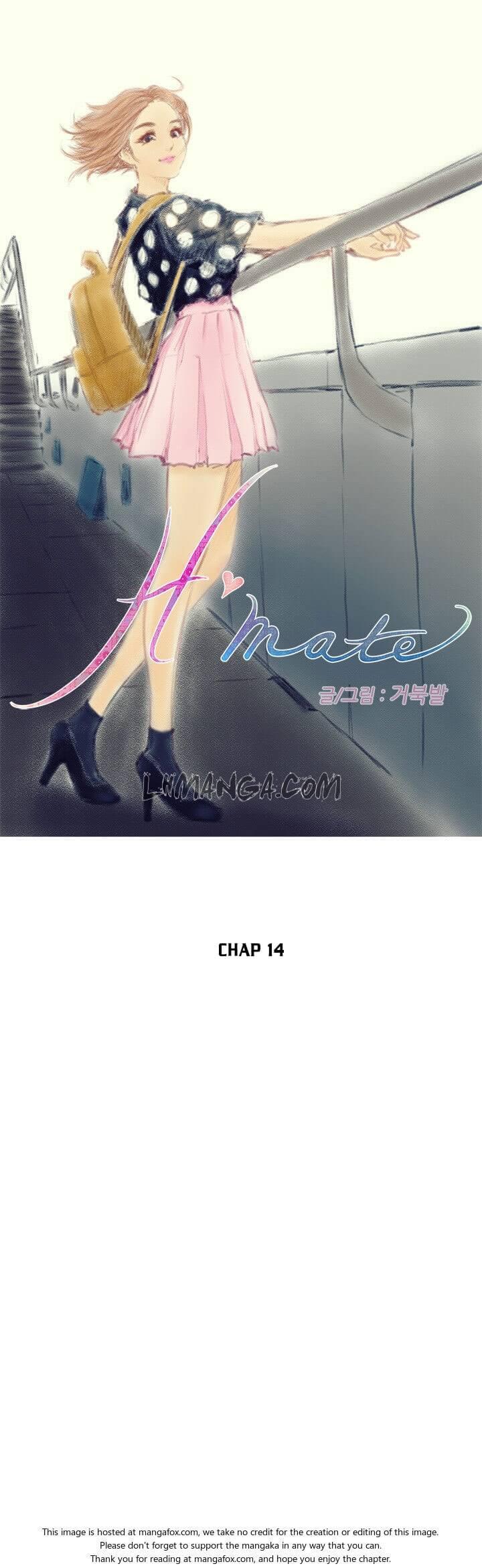 H-Mate Chapter 14 - Trang 1