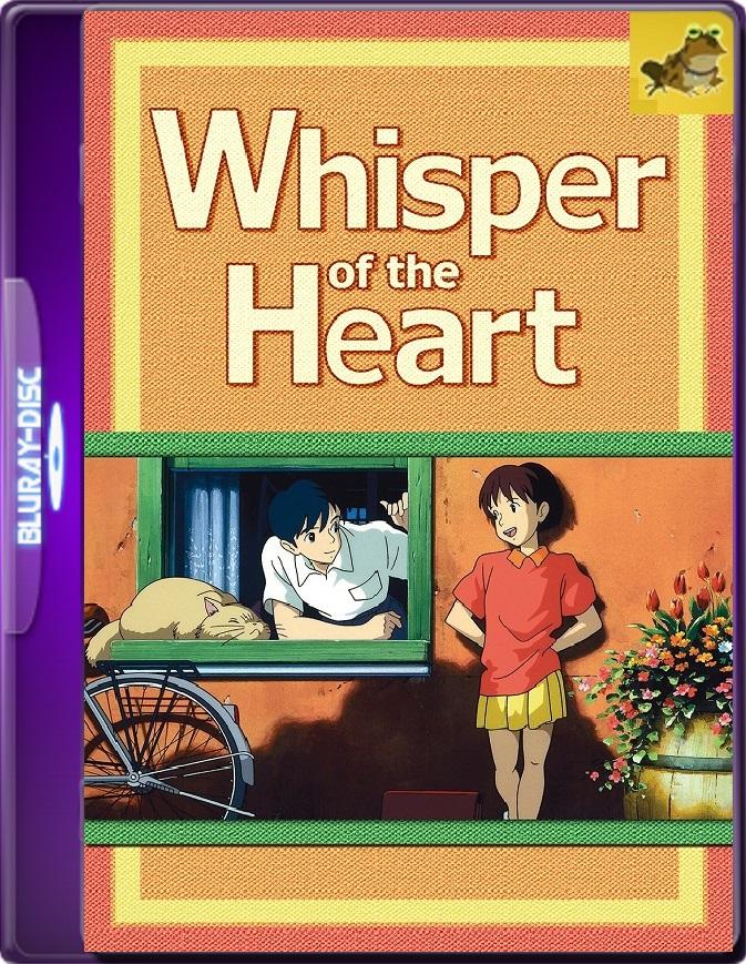 Susurros Del Corazón (1995) Brrip 1080p (60 FPS) Latino / Japonés