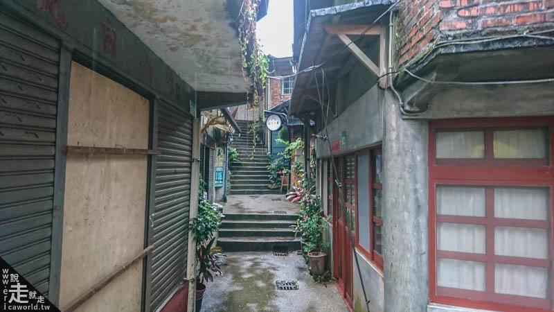 金瓜石 祈堂老街