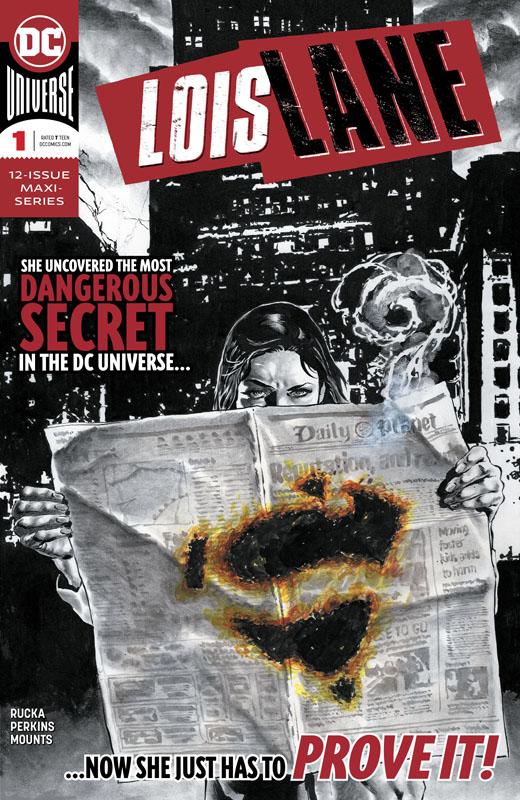 Lois Lane #1-8 (2019-2020)