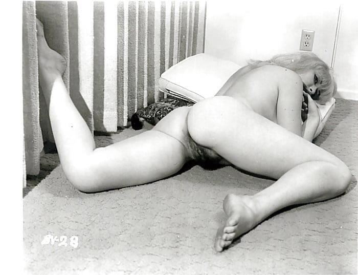 Vintage feet fetish-8833