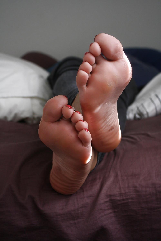 Asian feet footjob-7800