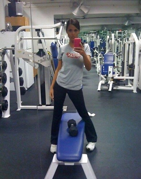 Sexy gym girl pics-5629