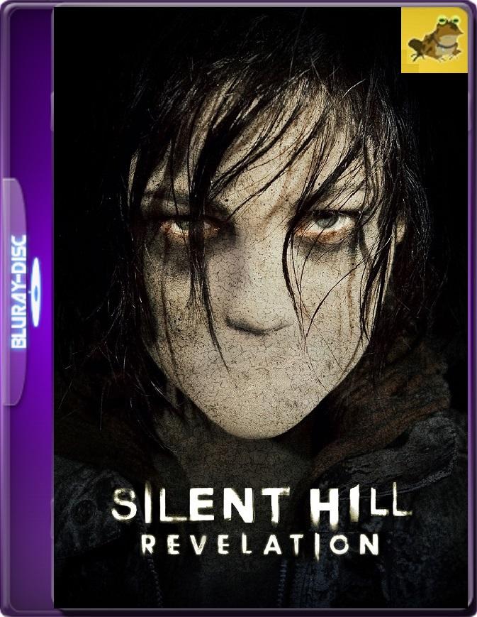 Terror En Silent Hill: La Revelación (2006) Brrip 1080p (60 FPS) Latino / Inglés