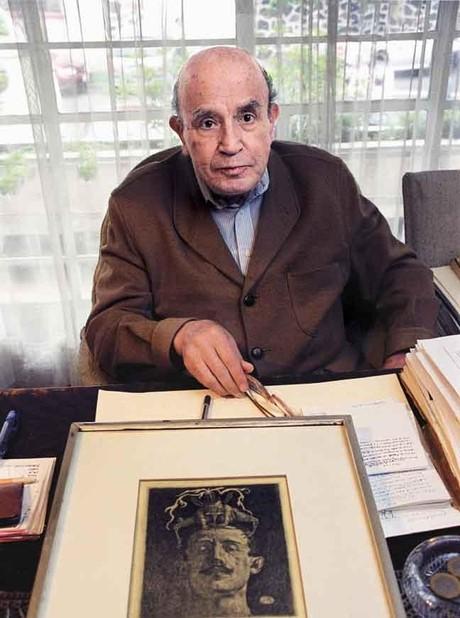 José Luis Martínez,a una vida dedicada a las letras