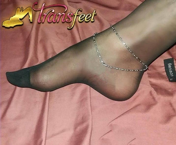 Trans feet porn-1952