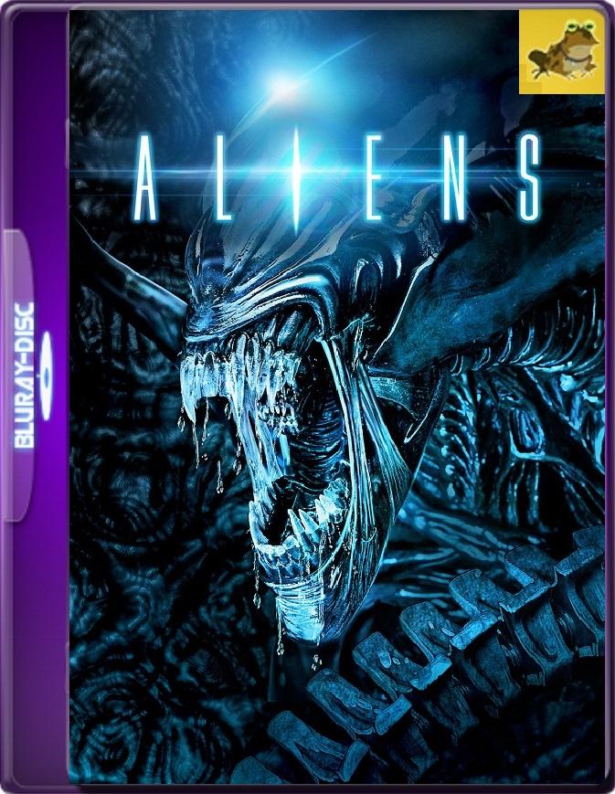 Aliens: El Regreso (1986) Brrip 1080p (60 FPS) Latino / Inglés