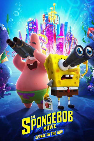 The SpongeBob Movie Sponge on The Run 2020 720p BRRip XviD AC3-XVID
