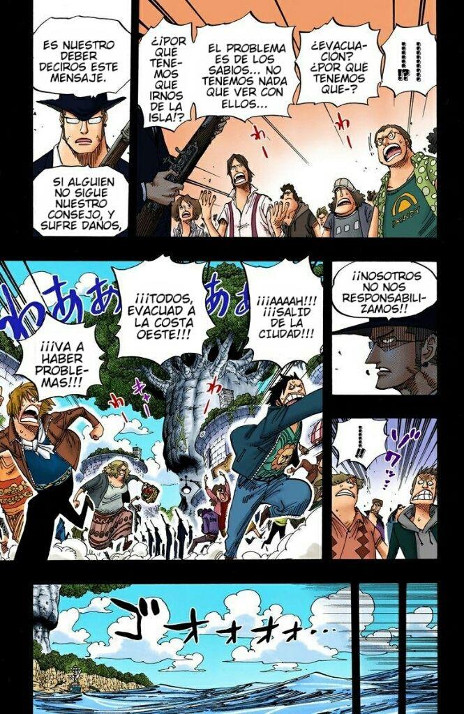 One Piece Manga 391-398 [Full Color] N06tKKML_o