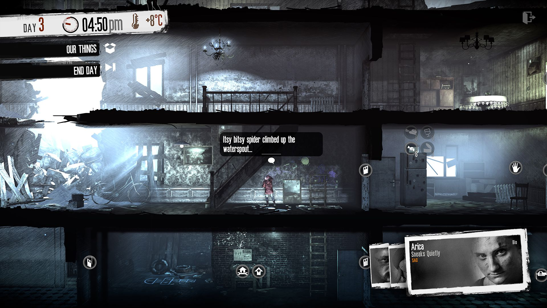 This War of Mine: Soundtrack Edition + DLC's Captura 1