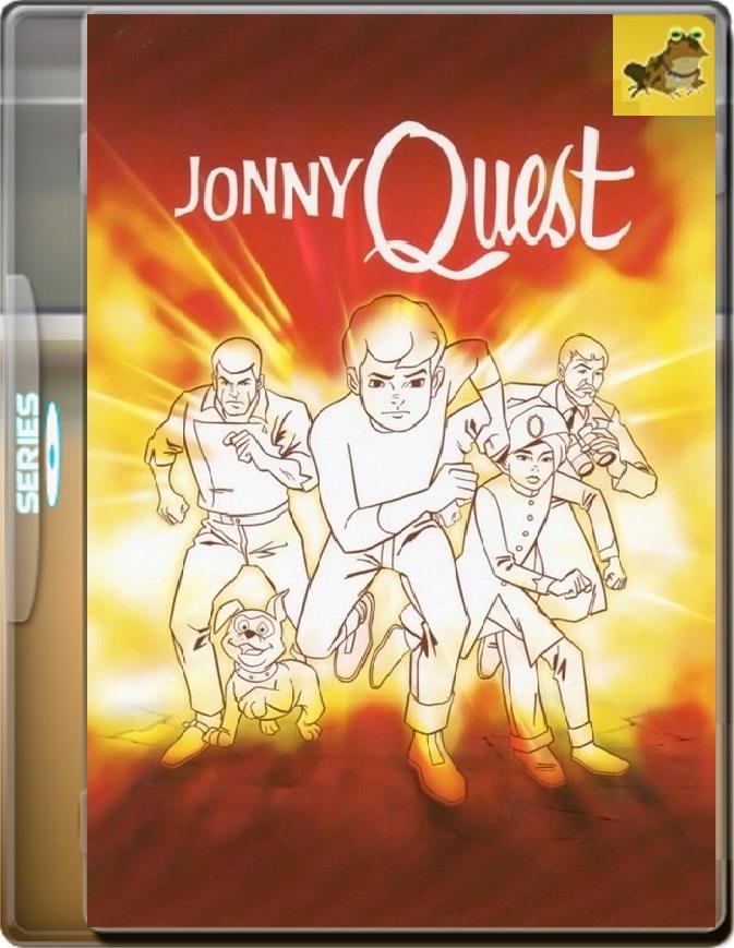 Las Nuevas Aventuras De Jonny Quest (1986) WEB-DL 1080p (60 FPS) Latino