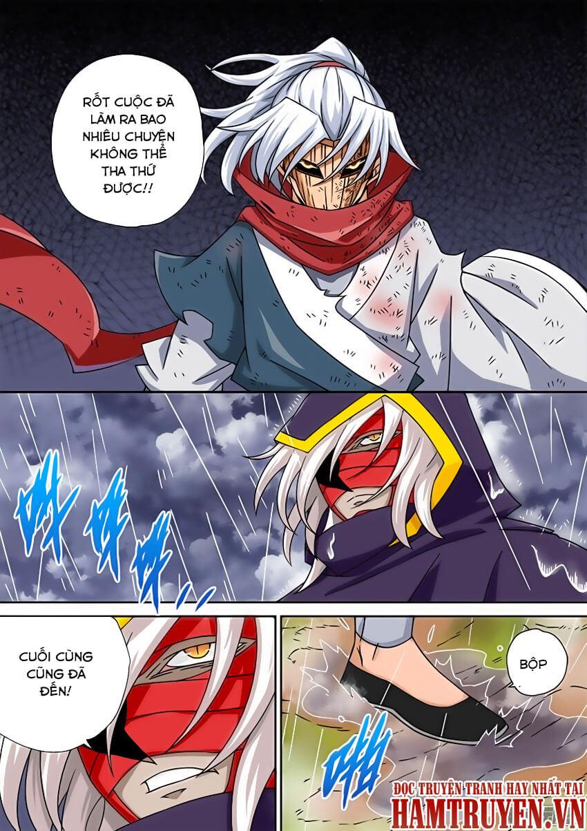 Quyền Bá Thiên Hạ Chapter 28