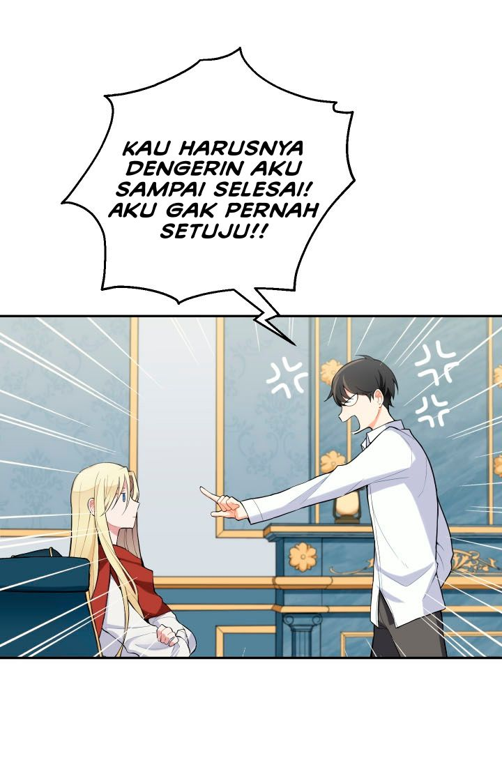 Silver Demon King Chapter 02 Bahasa Indonesia