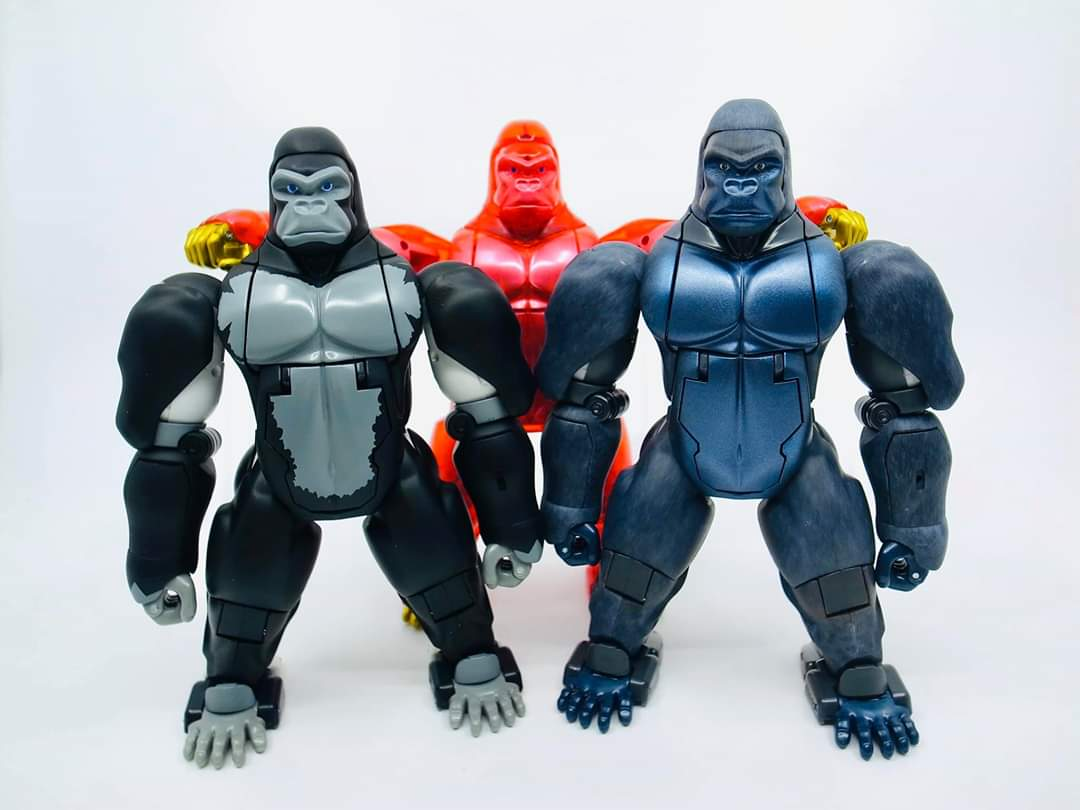 [Masterpiece] MP-32, MP-38 Optimus Primal et MP-38+ Burning Convoy (Beast Wars) - Page 4 T1OIR9vo_o