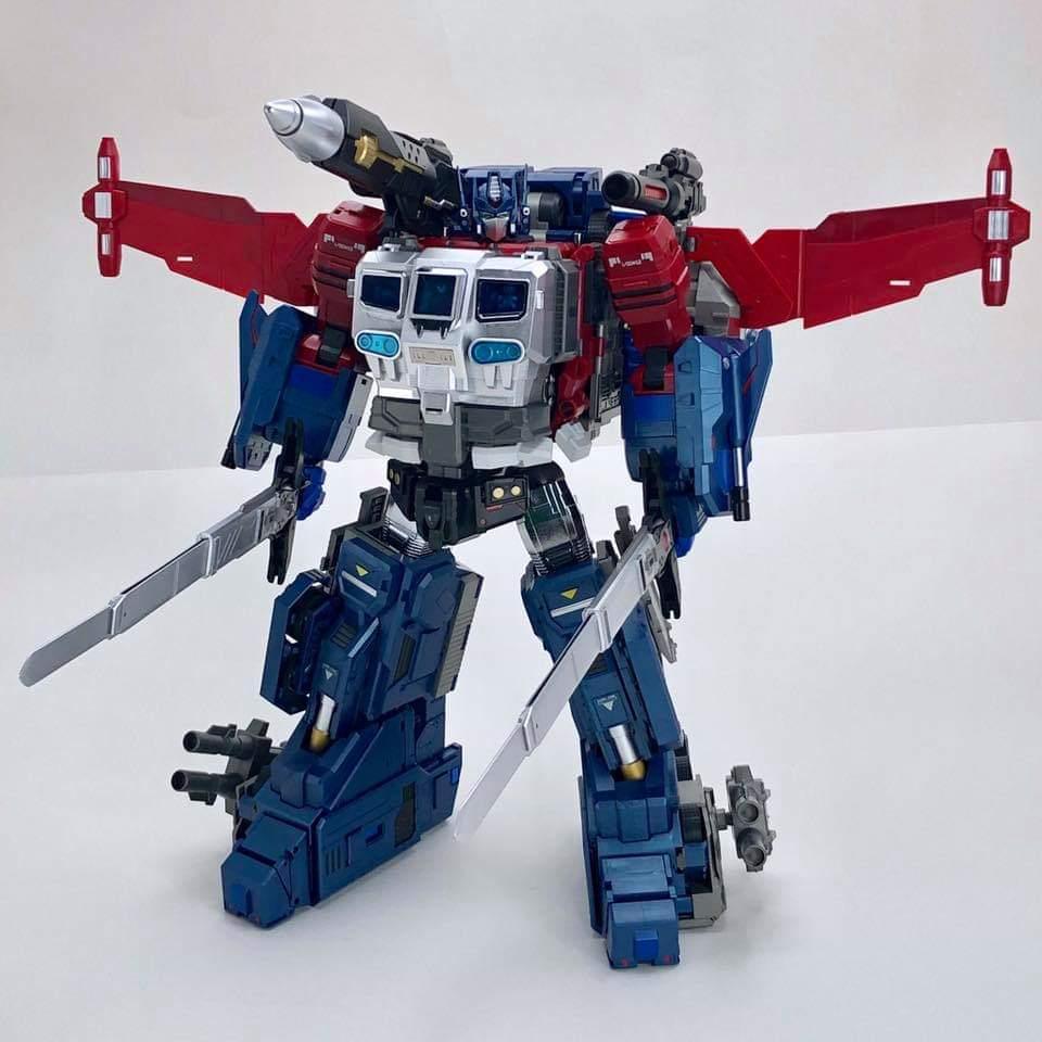 [FansHobby] Produit Tiers - MB-06 Power Baser (aka Powermaster Optimus) + MB-11 God Armour (aka Godbomber) - TF Masterforce - Page 4 NDtm7soA_o