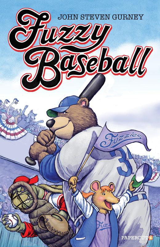 Fuzzy Baseball 01, 03 (2016-2020)