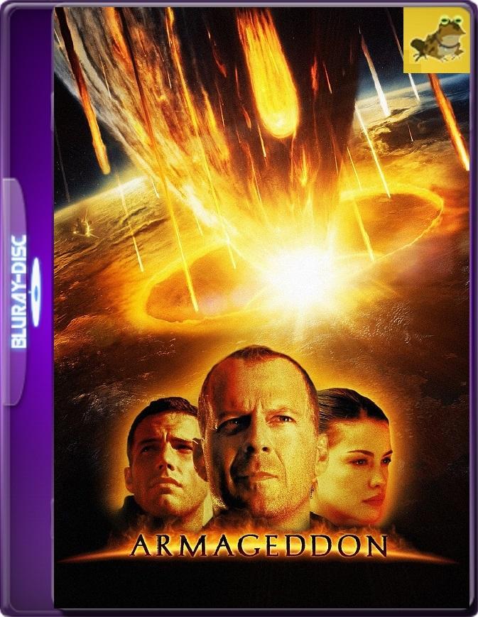 Armageddon (1998) Brrip 1080p (60 FPS) Latino / Inglés