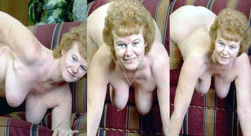 Granny triple anal-6241