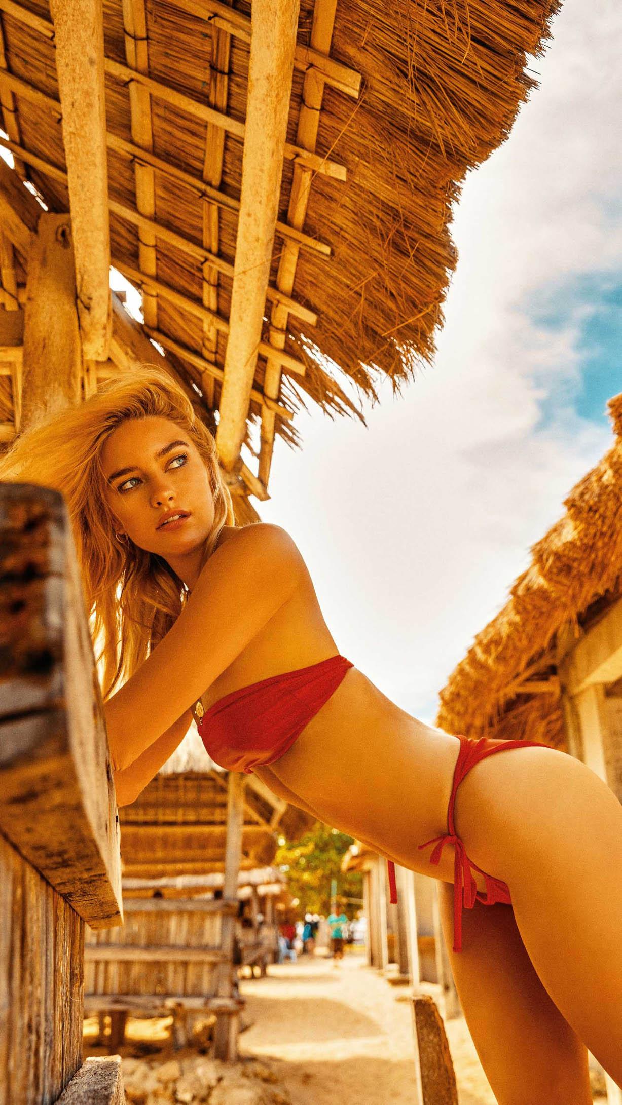 филиппинские каникулы с тремя очаровательными девушками - Rachel Yampolsky, Yovanna Ventura, Tess Jantschek / Tropico Philippines by Mat Abad