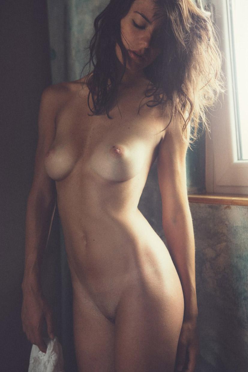 Mikym Maridati nude by Adolfo Valente