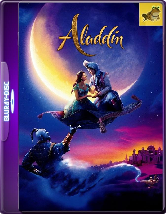 Aladdín (2019) Brrip 1080p (60 FPS) Latino / Inglés
