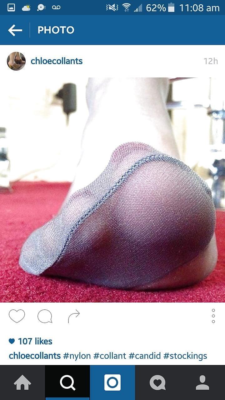 Sexy feet woman-8337