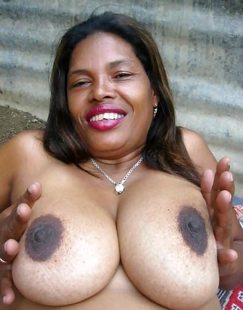 Big black tits sex-1301