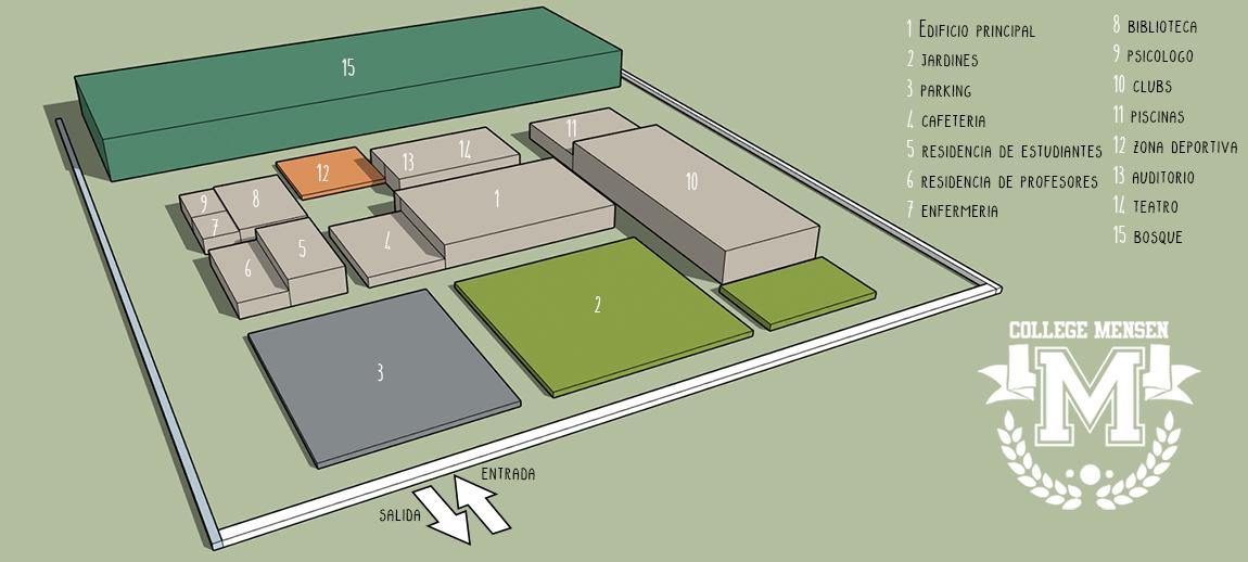Plano detallado del centro IZscQXxH_o