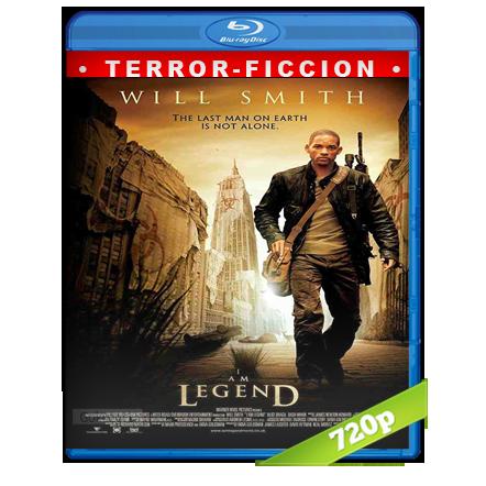 Soy Leyenda HD720p Audio Trial Latino-Castellano-Ingles 5.1 2007