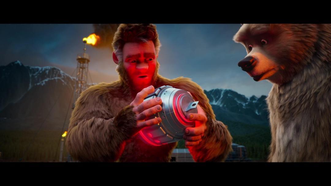 Bigfoot Family 2020 1080p WEB-DL DD5 1 H 264-EVO