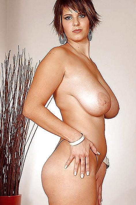 Short hair mature nude-4170